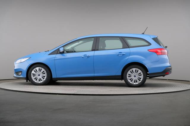 Ford Focus 1.5 TDCi Lease Edition Wagon, Automaat, Navigatie-360 image-6