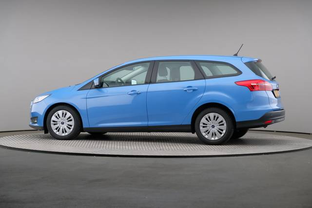 Ford Focus 1.5 TDCi Lease Edition Wagon, Automaat, Navigatie-360 image-7