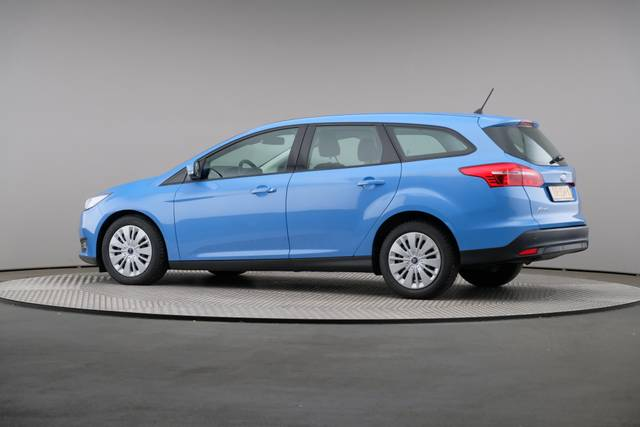Ford Focus 1.5 TDCi Lease Edition Wagon, Automaat, Navigatie-360 image-8