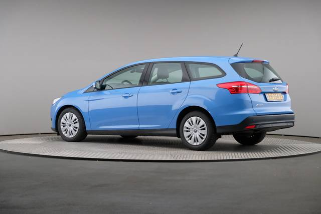Ford Focus 1.5 TDCi Lease Edition Wagon, Automaat, Navigatie-360 image-9