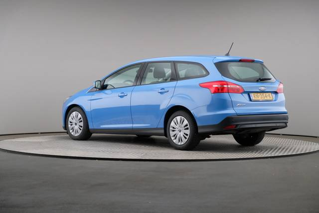 Ford Focus 1.5 TDCi Lease Edition Wagon, Automaat, Navigatie-360 image-10
