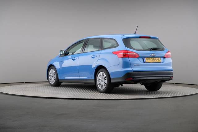 Ford Focus 1.5 TDCi Lease Edition Wagon, Automaat, Navigatie-360 image-11