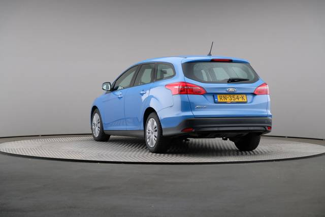 Ford Focus 1.5 TDCi Lease Edition Wagon, Automaat, Navigatie-360 image-12