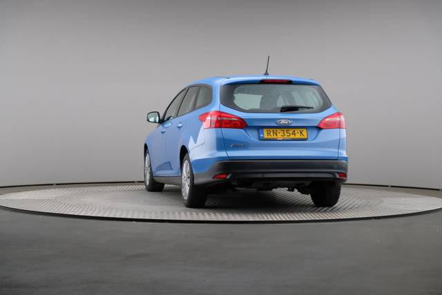 Ford Focus 1.5 TDCi Lease Edition Wagon, Automaat, Navigatie-360 image-13
