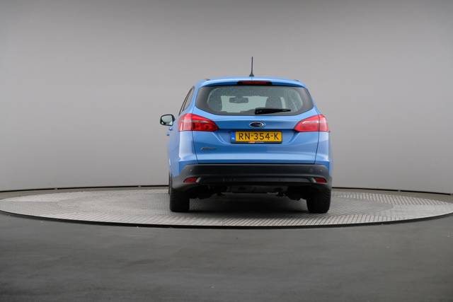 Ford Focus 1.5 TDCi Lease Edition Wagon, Automaat, Navigatie-360 image-14