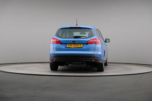 Ford Focus 1.5 TDCi Lease Edition Wagon, Automaat, Navigatie-360 image-15