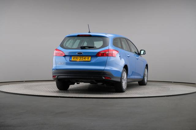 Ford Focus 1.5 TDCi Lease Edition Wagon, Automaat, Navigatie-360 image-16