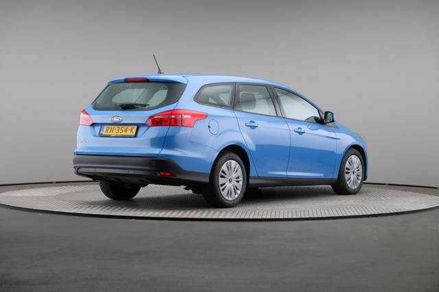 Ford Focus 1.5 TDCi Lease Edition Wagon, Automaat, Navigatie-360 image-18