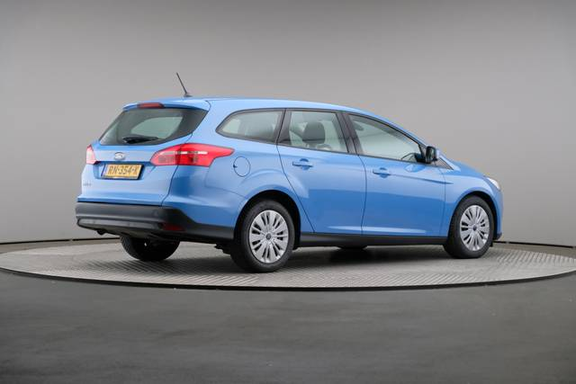 Ford Focus 1.5 TDCi Lease Edition Wagon, Automaat, Navigatie-360 image-19