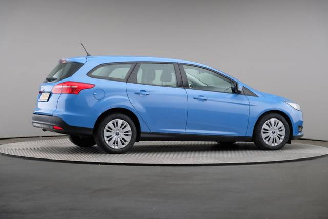 Ford Focus 1.5 TDCi Lease Edition Wagon, Automaat, Navigatie-360 image-21