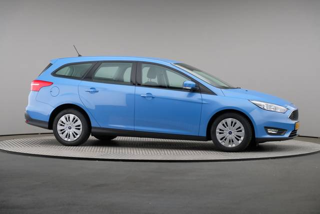 Ford Focus 1.5 TDCi Lease Edition Wagon, Automaat, Navigatie-360 image-25