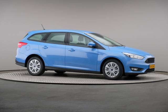 Ford Focus 1.5 TDCi Lease Edition Wagon, Automaat, Navigatie-360 image-26