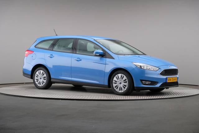 Ford Focus 1.5 TDCi Lease Edition Wagon, Automaat, Navigatie-360 image-27