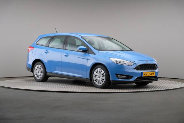 Ford Focus 1.5 TDCi Lease Edition Wagon, Automaat, Navigatie-360 image-28