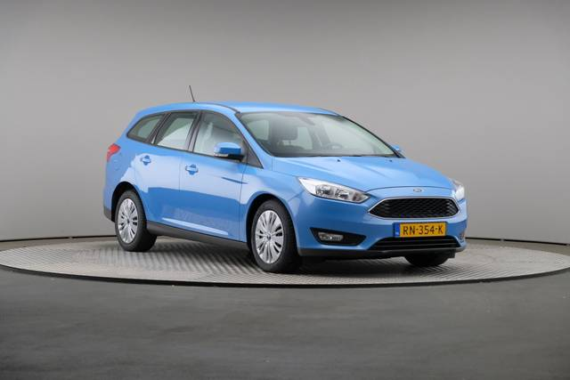 Ford Focus 1.5 TDCi Lease Edition Wagon, Automaat, Navigatie-360 image-29