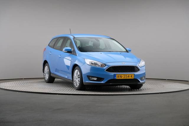 Ford Focus 1.5 TDCi Lease Edition Wagon, Automaat, Navigatie-360 image-30