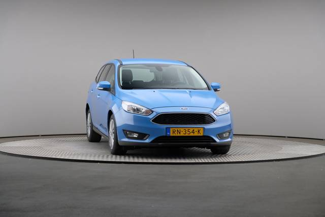 Ford Focus 1.5 TDCi Lease Edition Wagon, Automaat, Navigatie-360 image-31