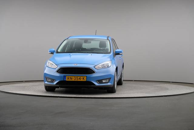 Ford Focus 1.5 TDCi Lease Edition Wagon, Automaat, Navigatie-360 image-33