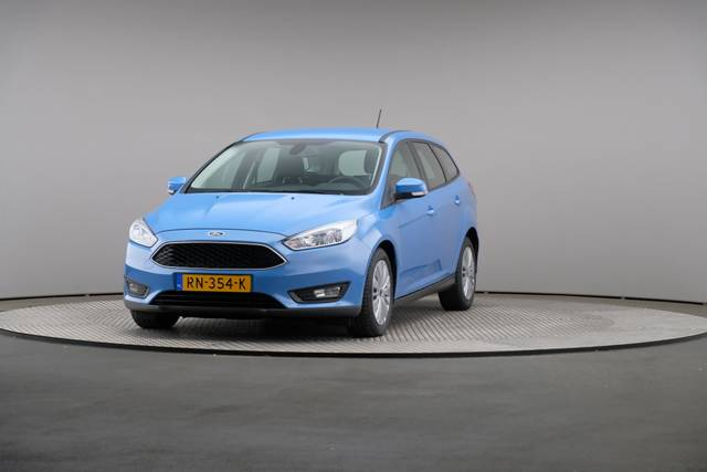 Ford Focus 1.5 TDCi Lease Edition Wagon, Automaat, Navigatie-360 image-34