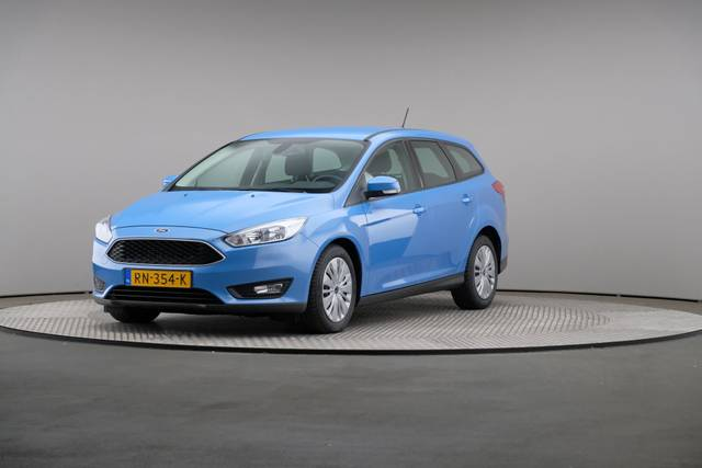 Ford Focus 1.5 TDCi Lease Edition Wagon, Automaat, Navigatie-360 image-35
