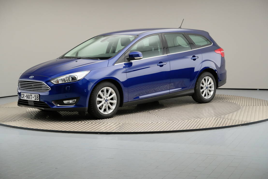 Ford Focus Turnier 1.5 TDCi DPF Start-Stopp-System Aut. Business (707747), 360-image0