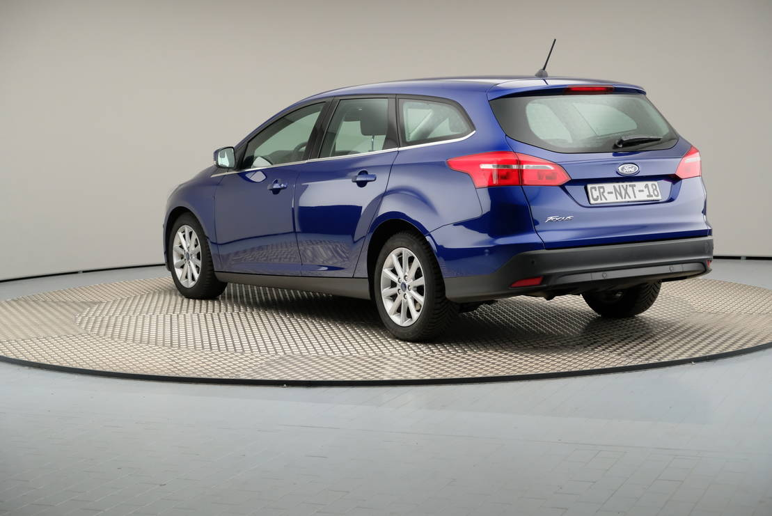 Ford Focus Turnier 1.5 TDCi DPF Start-Stopp-System Aut. Business (707747), 360-image10