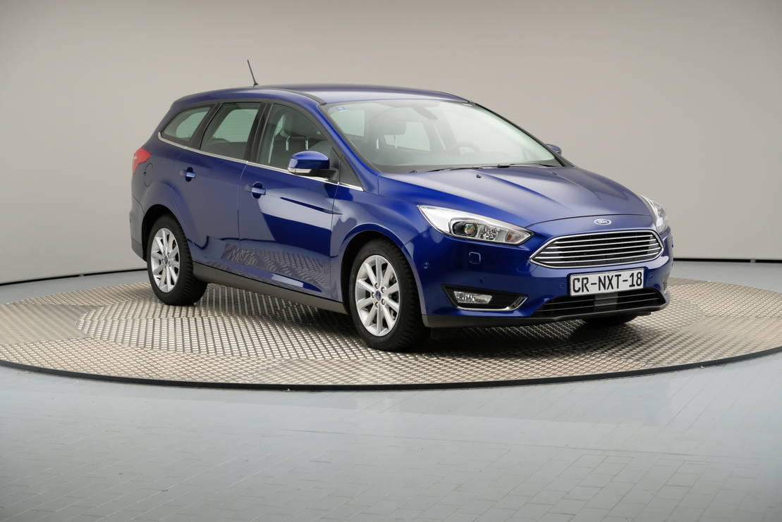 Ford Focus Turnier 1.5 TDCi DPF Start-Stopp-System Aut. Business (707747), 360-image28