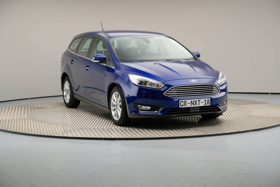 Ford Focus Turnier 1.5 TDCi DPF Start-Stopp-System Aut. Business (707747), 360-image29