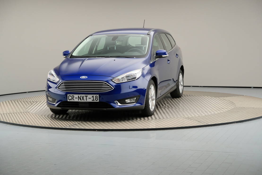 Ford Focus Turnier 1.5 TDCi DPF Start-Stopp-System Aut. Business (707747), 360-image33