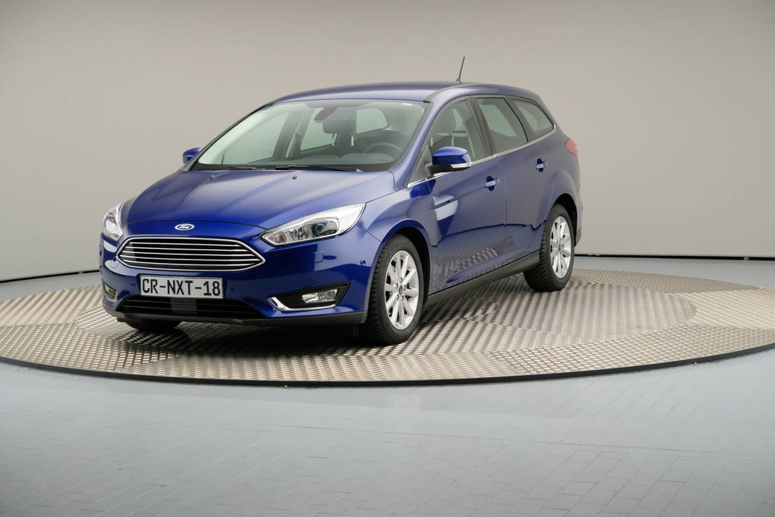 Ford Focus Turnier 1.5 TDCi DPF Start-Stopp-System Aut. Business (707747), 360-image34