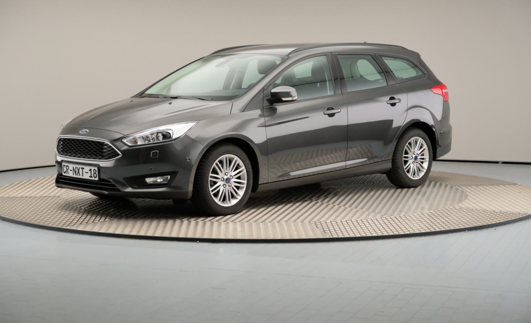 Ford Focus Turnier 1.5 TDCi DPF Start-Stopp-System Business detail1