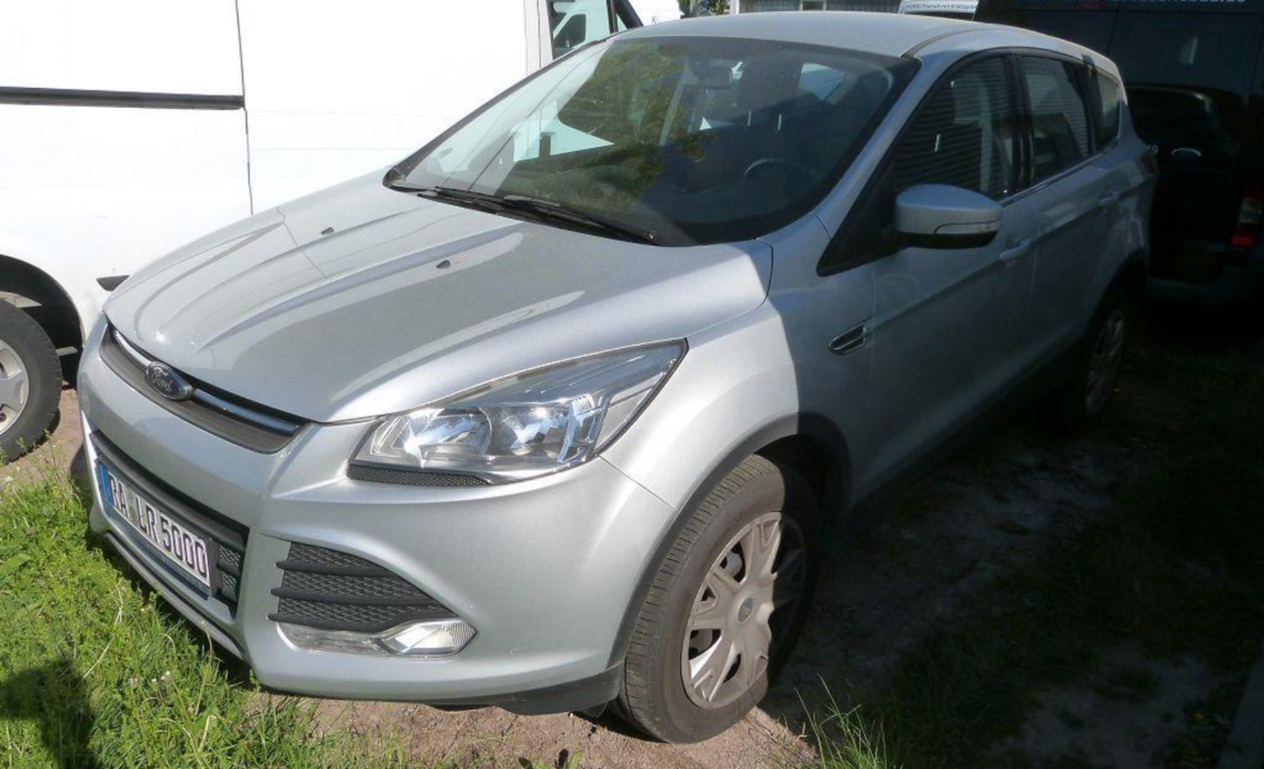 Ford Kuga 1.6 EcoBoost 2x4 Trend (538335) detail1
