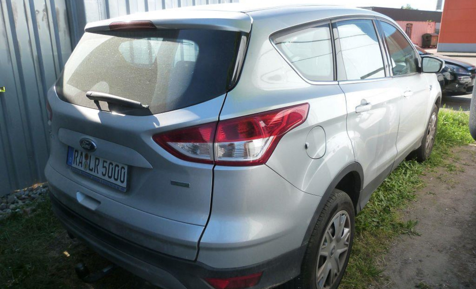 Ford Kuga 1.6 EcoBoost 2x4 Trend (538335) detail2