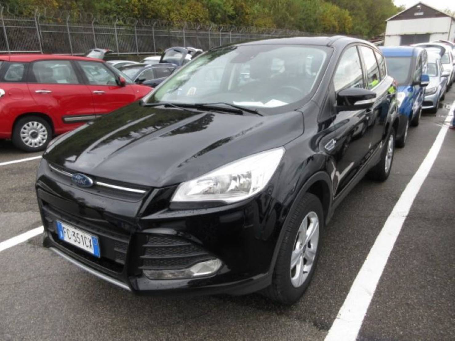 Ford Kuga 2.0 Tdci 150cv S&s Awd Business detail1