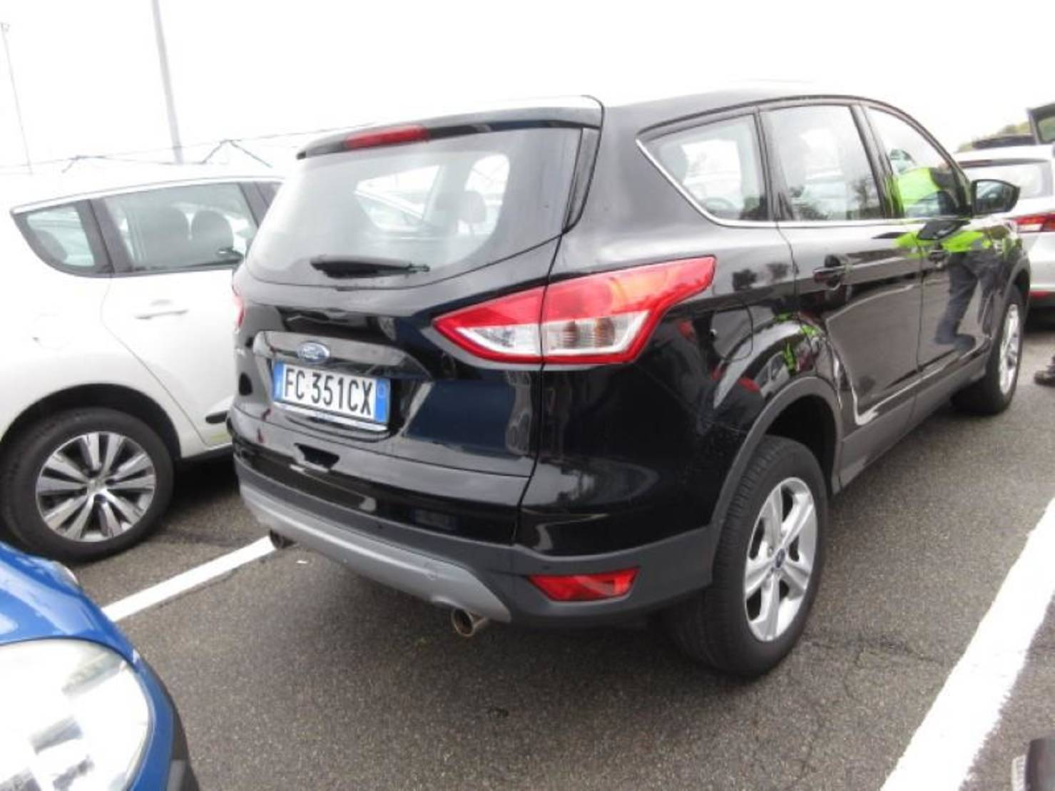 Ford Kuga 2.0 Tdci 150cv S&s Awd Business detail2