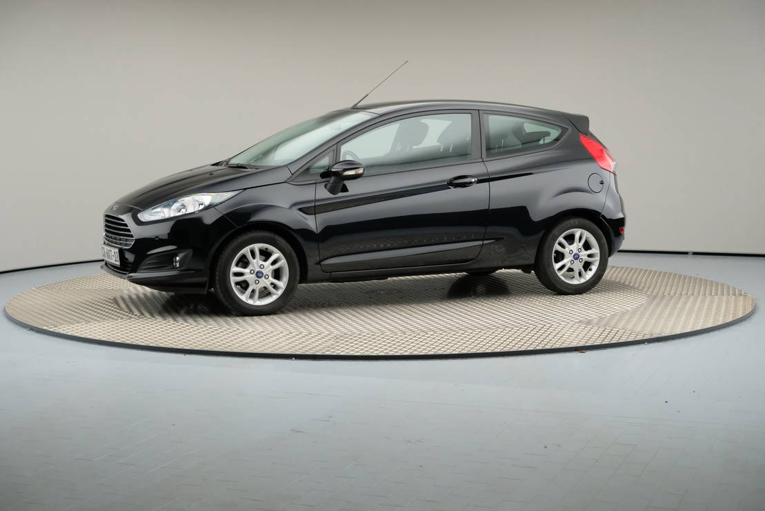 Ford Fiesta 1.0 EcoBoost 100 Pk SYNC Edition, 360-image2