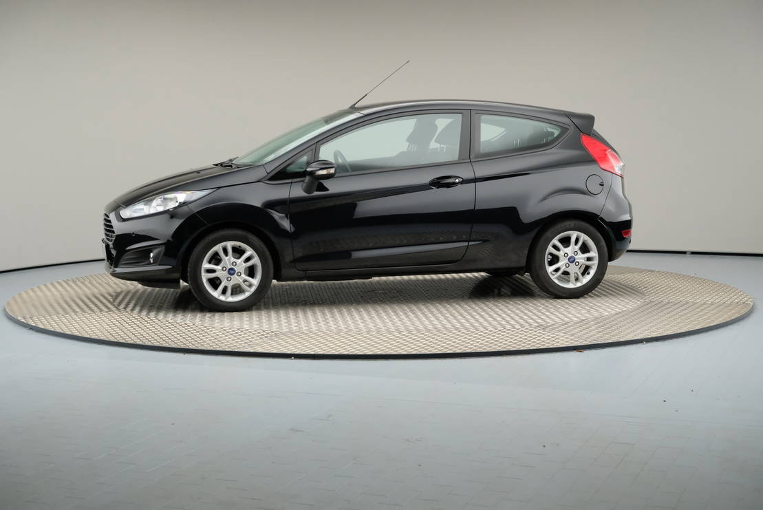 Ford Fiesta 1.0 EcoBoost 100 Pk SYNC Edition, 360-image3