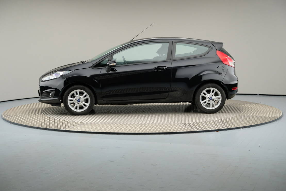 Ford Fiesta 1.0 EcoBoost 100 Pk SYNC Edition, 360-image4