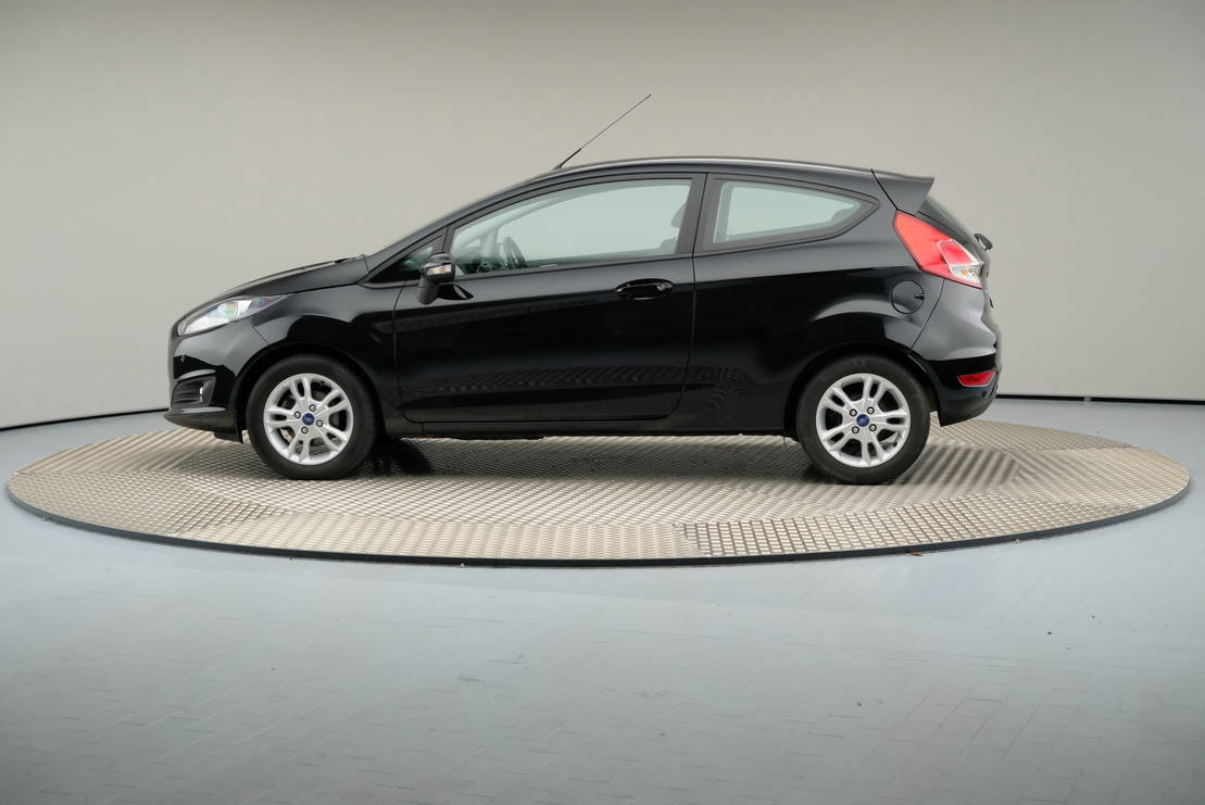 Ford Fiesta 1.0 EcoBoost 100 Pk SYNC Edition, 360-image5