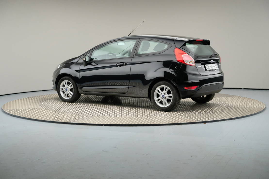 Ford Fiesta 1.0 EcoBoost 100 Pk SYNC Edition, 360-image8
