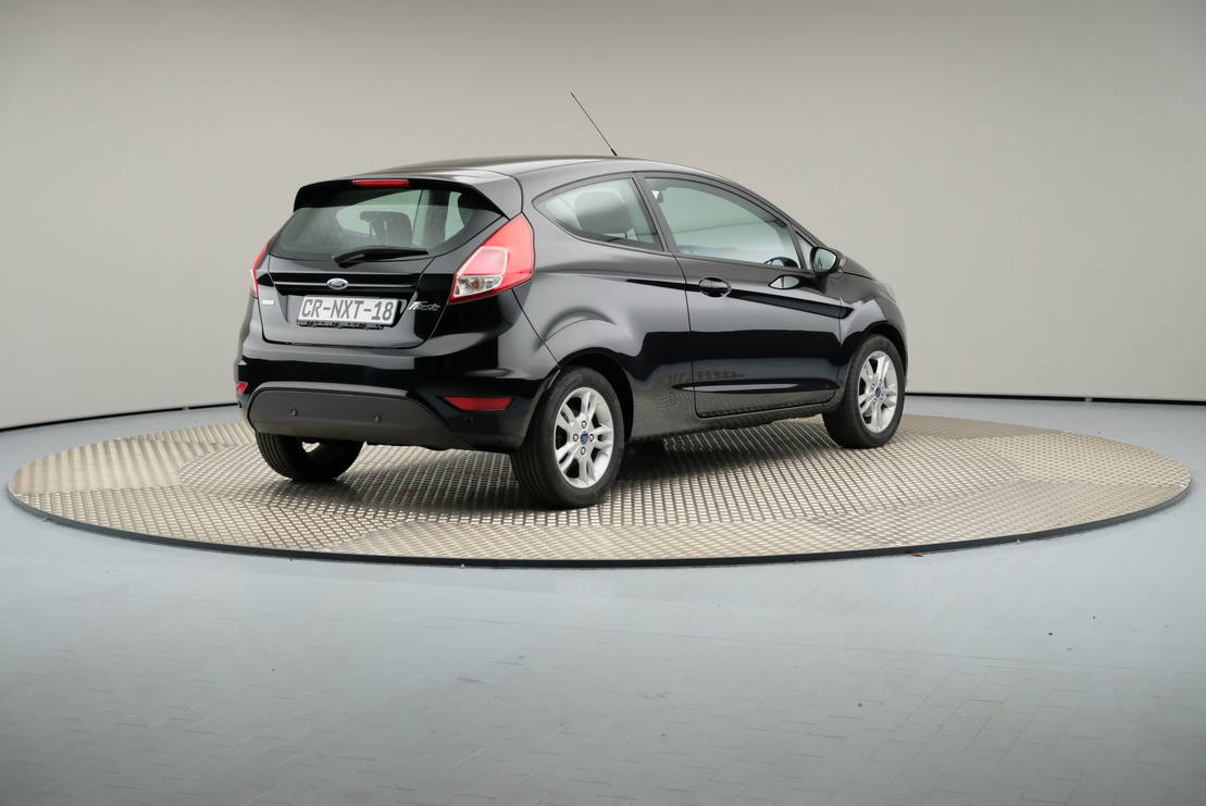 Ford Fiesta 1.0 EcoBoost 100 Pk SYNC Edition, 360-image17