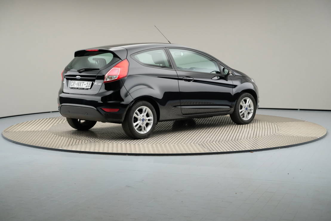 Ford Fiesta 1.0 EcoBoost 100 Pk SYNC Edition, 360-image18