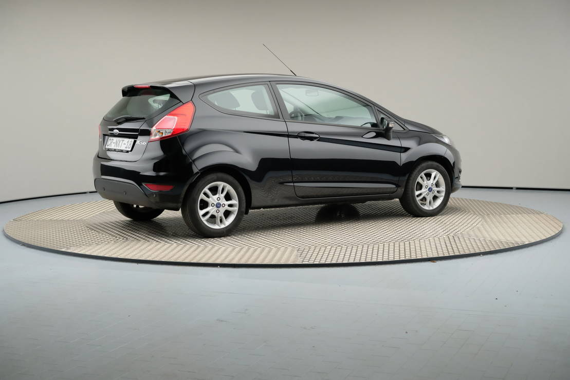 Ford Fiesta 1.0 EcoBoost 100 Pk SYNC Edition, 360-image19