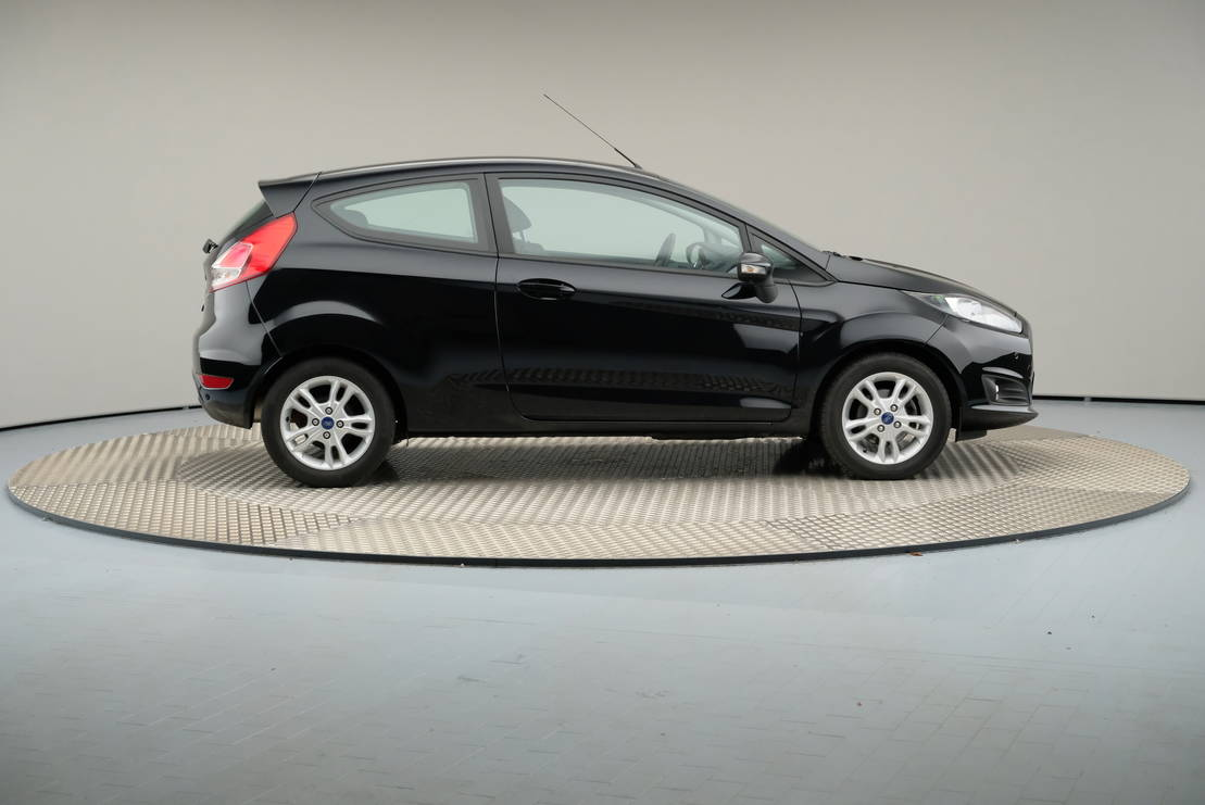 Ford Fiesta 1.0 EcoBoost 100 Pk SYNC Edition, 360-image22