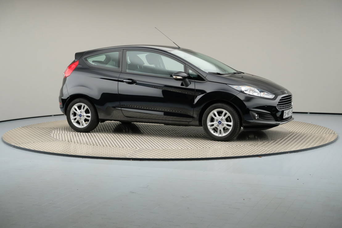 Ford Fiesta 1.0 EcoBoost 100 Pk SYNC Edition, 360-image25