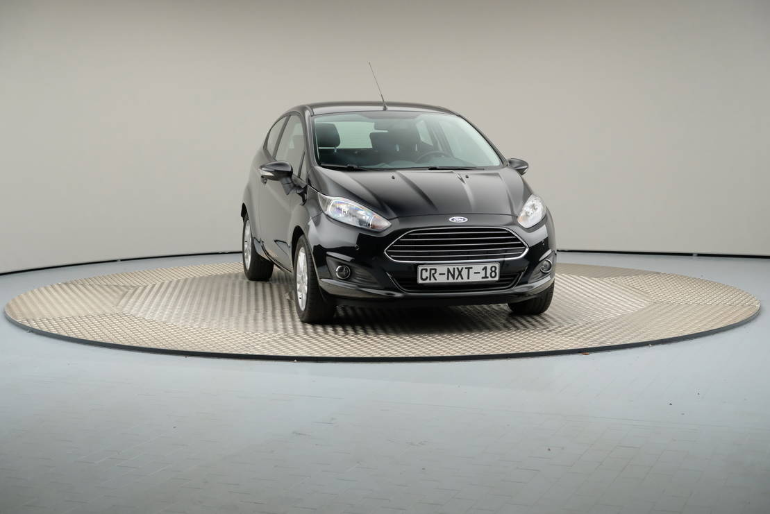 Ford Fiesta 1.0 EcoBoost 100 Pk SYNC Edition, 360-image30
