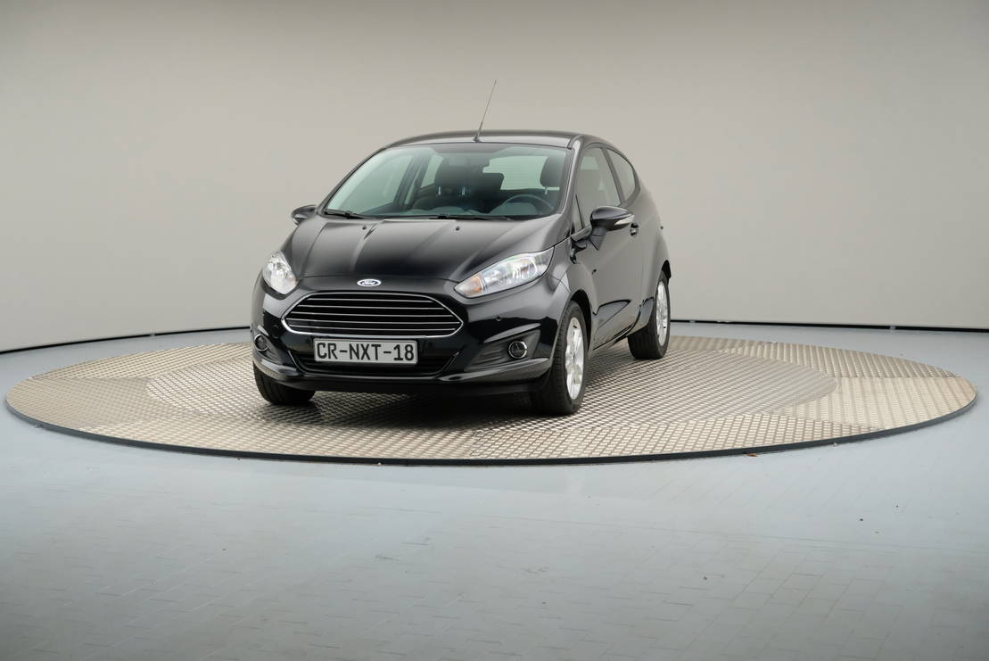 Ford Fiesta 1.0 EcoBoost 100 Pk SYNC Edition, 360-image33