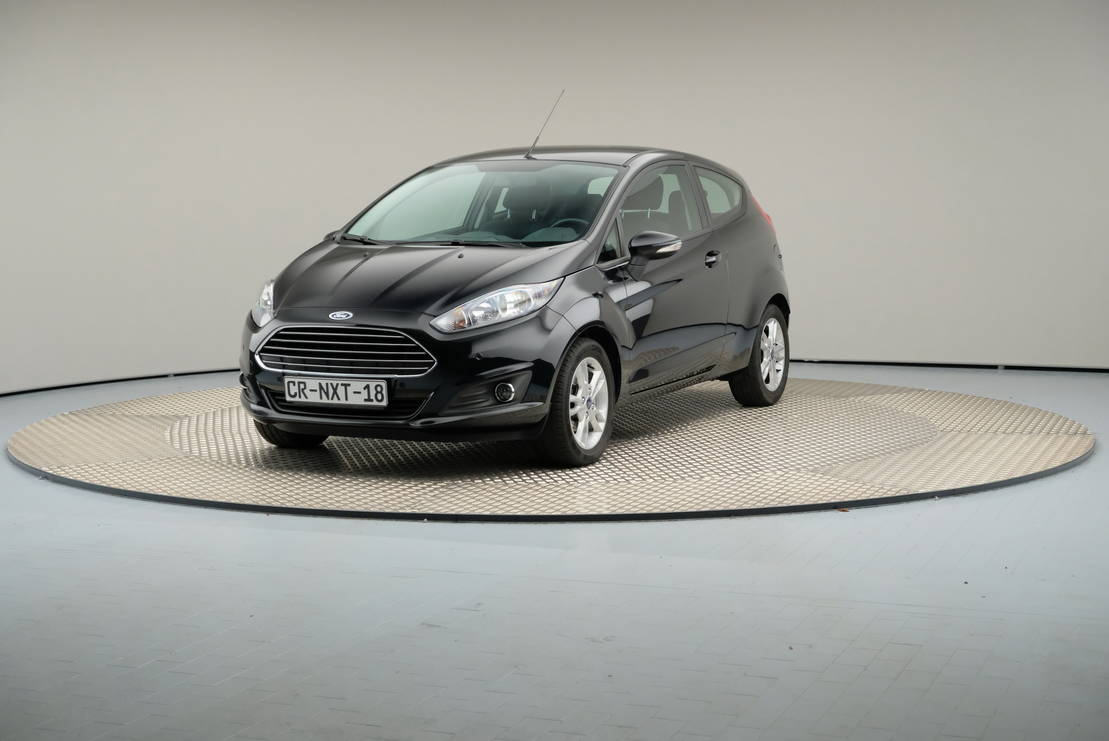 Ford Fiesta 1.0 EcoBoost 100 Pk SYNC Edition, 360-image34