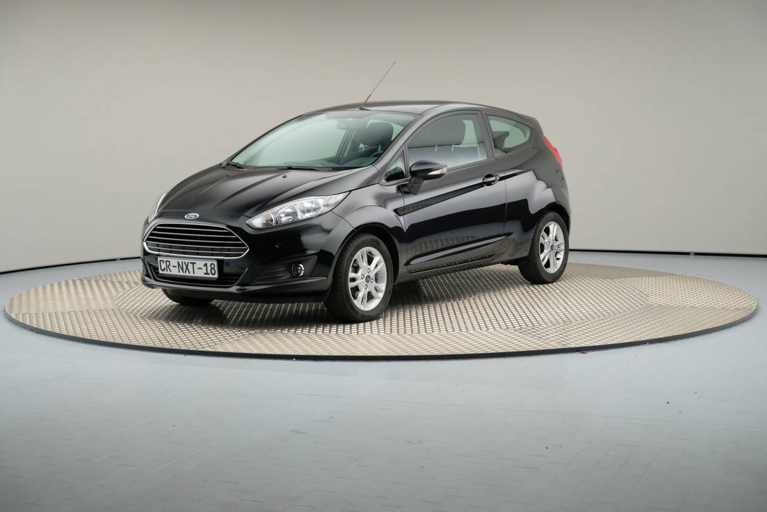 Ford Fiesta 1.0 EcoBoost 100 Pk SYNC Edition, 360-image35