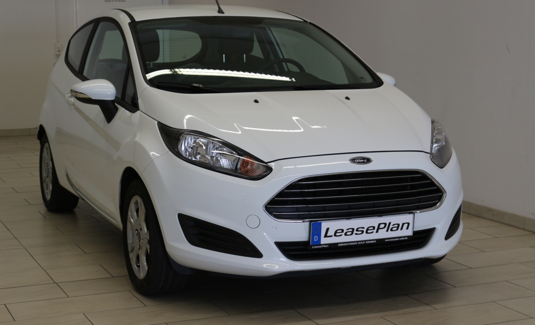 Ford Fiesta 1.0 Start-Stop SYNC Edition (533798) detail1